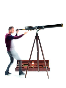 Telescope 19th century