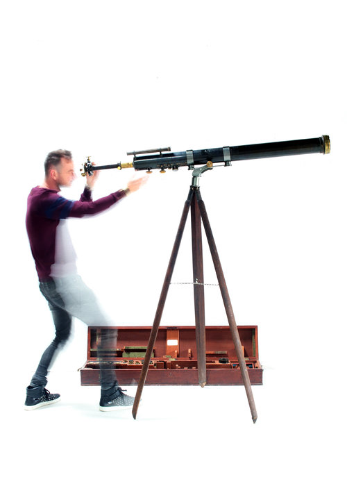 Telescope 19th century