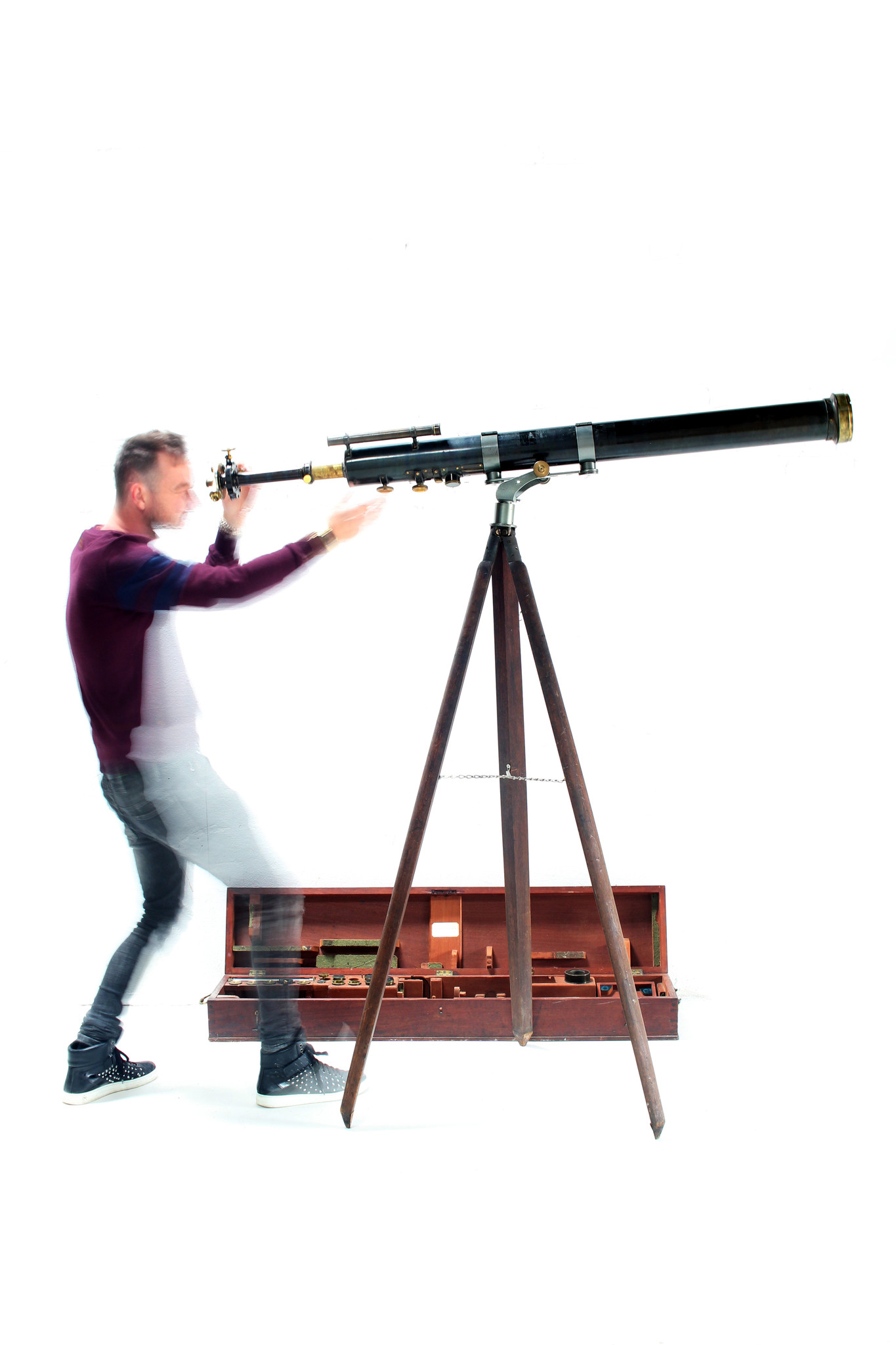 Troughton & Simms Telescope  19th century