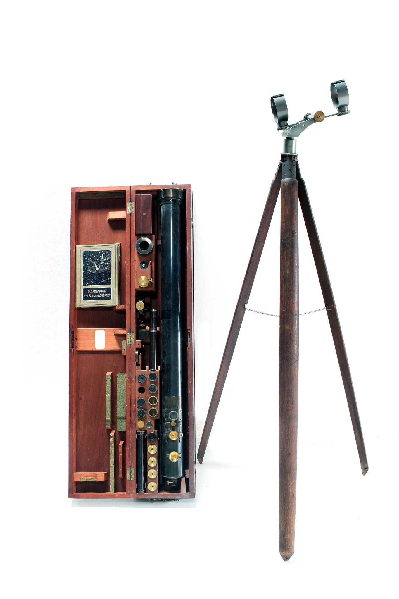Troughton & Simms  sterrenkijker 19de eeuw