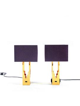 F. Fabbian tafellampen