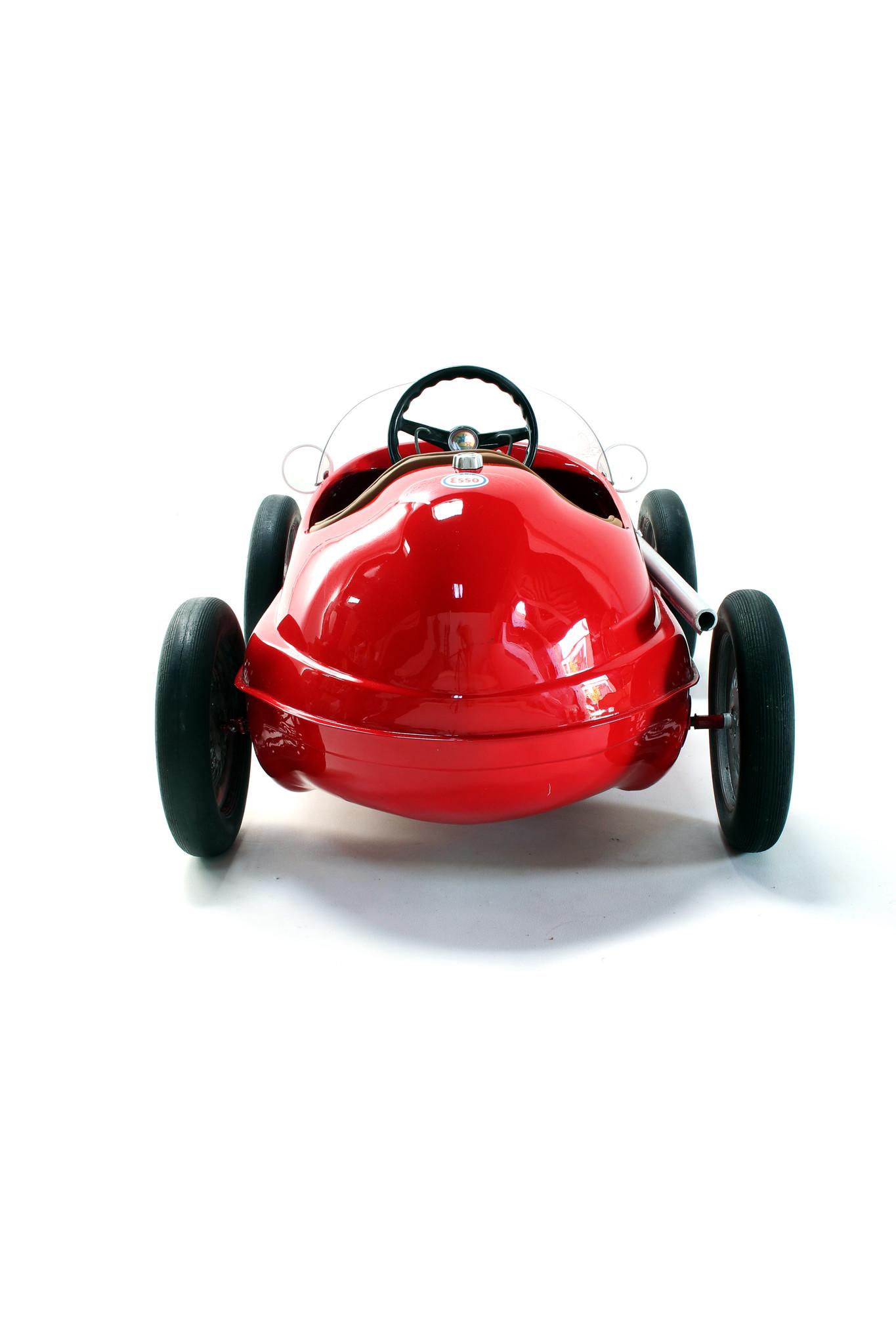 Ferrari pedalcar Indianapolis Giordani 1962