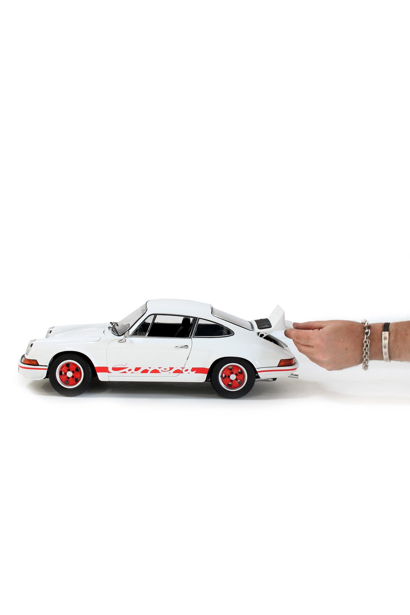 Schaalmodel Porsche RS 1:8