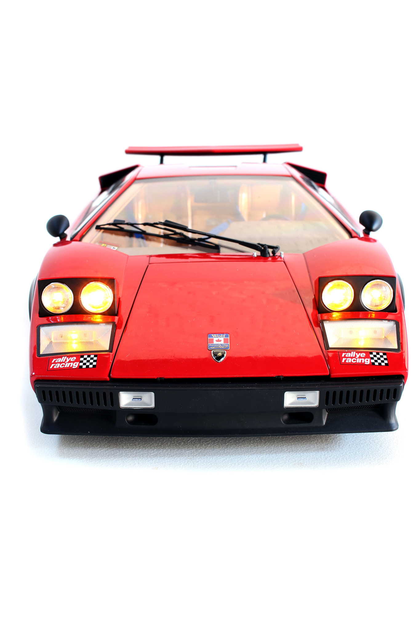 Lamborghini scale model 1: 8