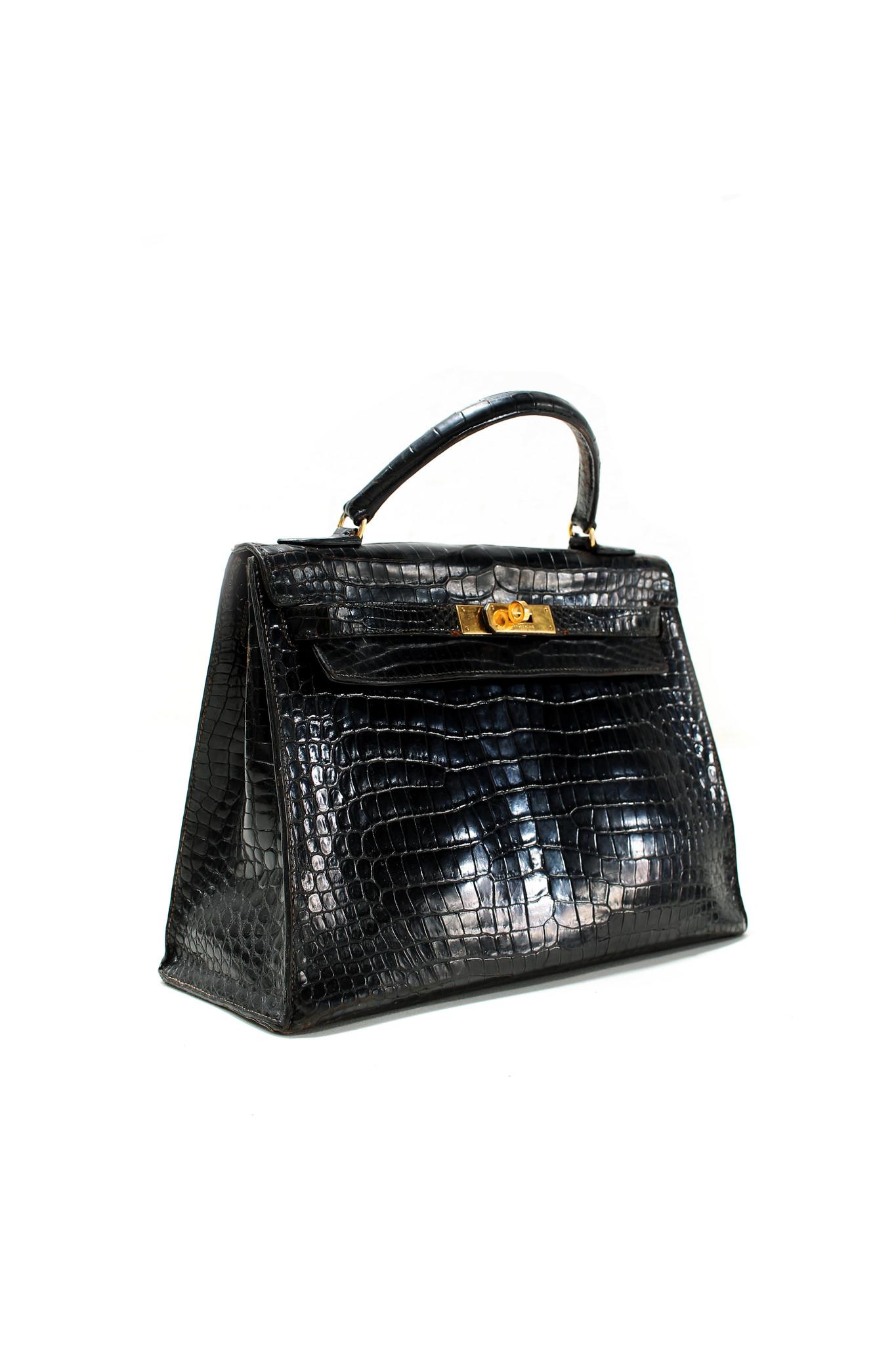 """Hérmes """"Kelly"""" handbag, 1978"""