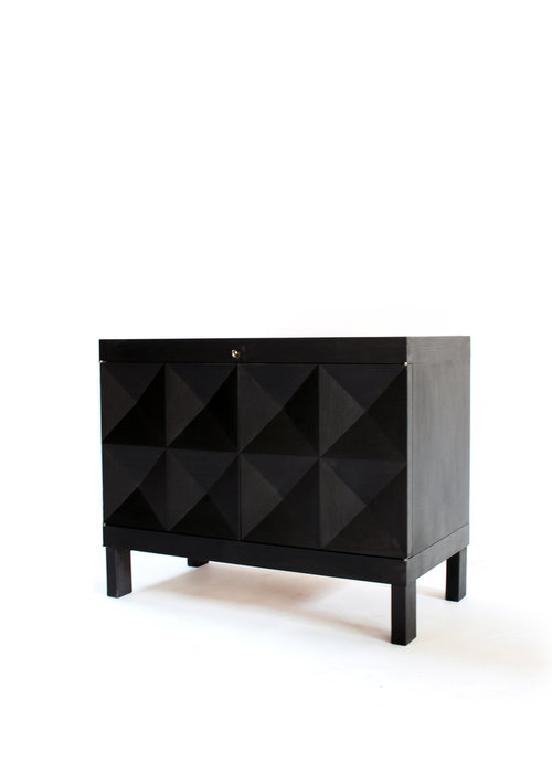 The Coene brutalist bar cabinet, 1960