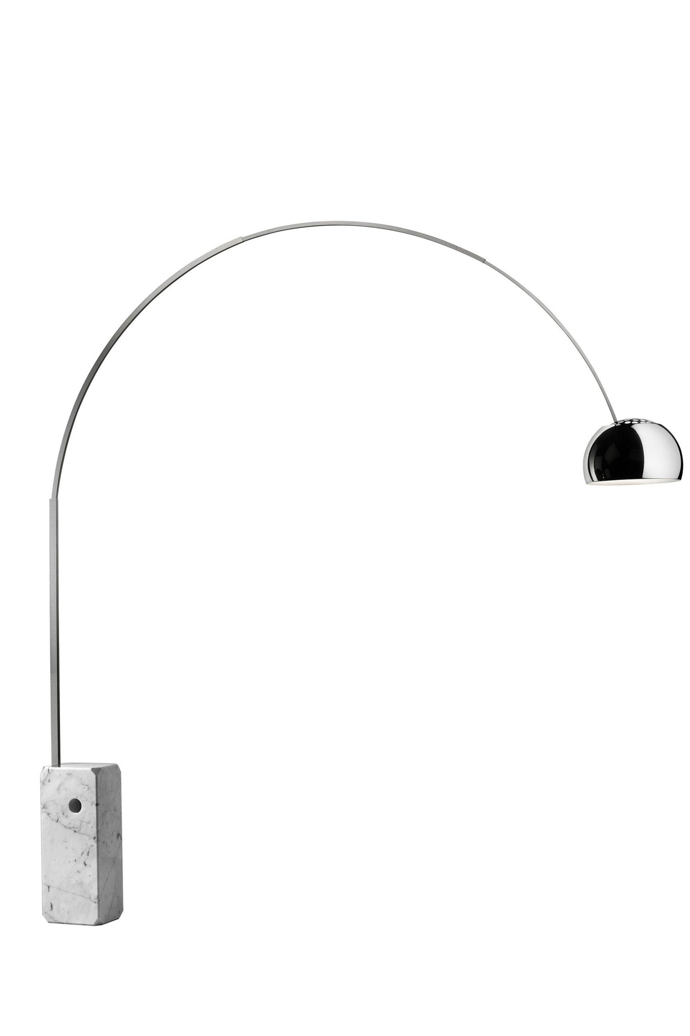 Vintage Flos Arco booglamp