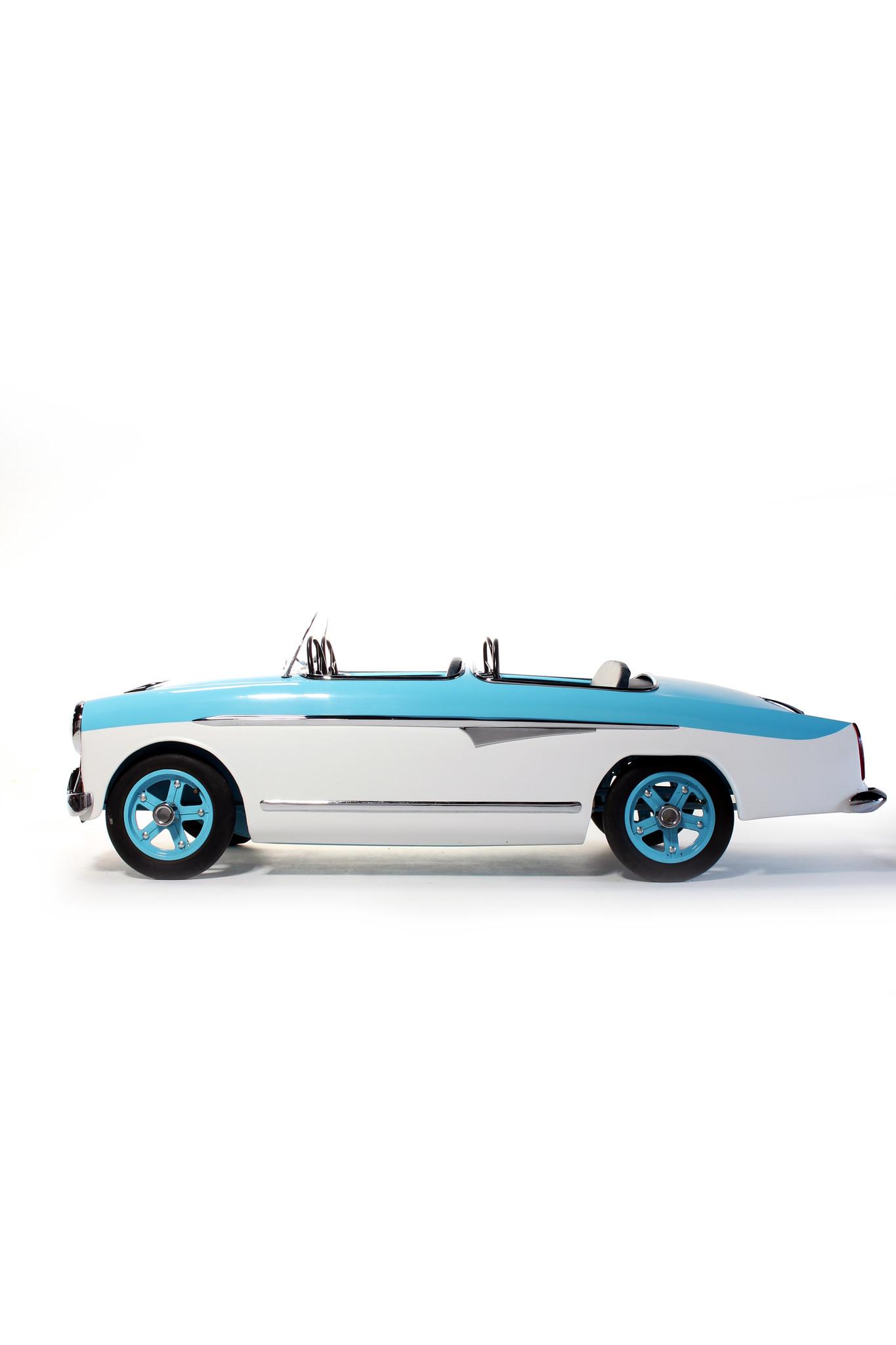Studebaker carousel car