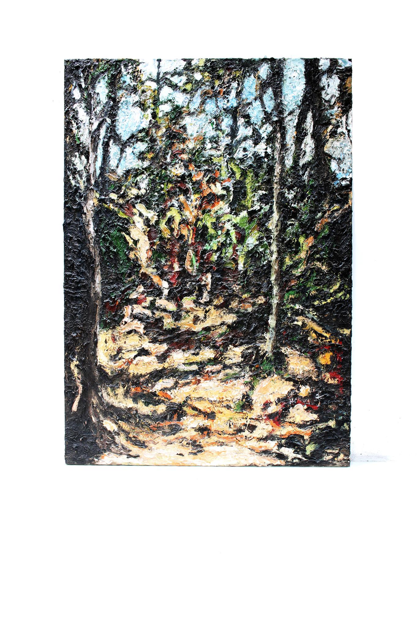 Schilderij Frank van Hiel