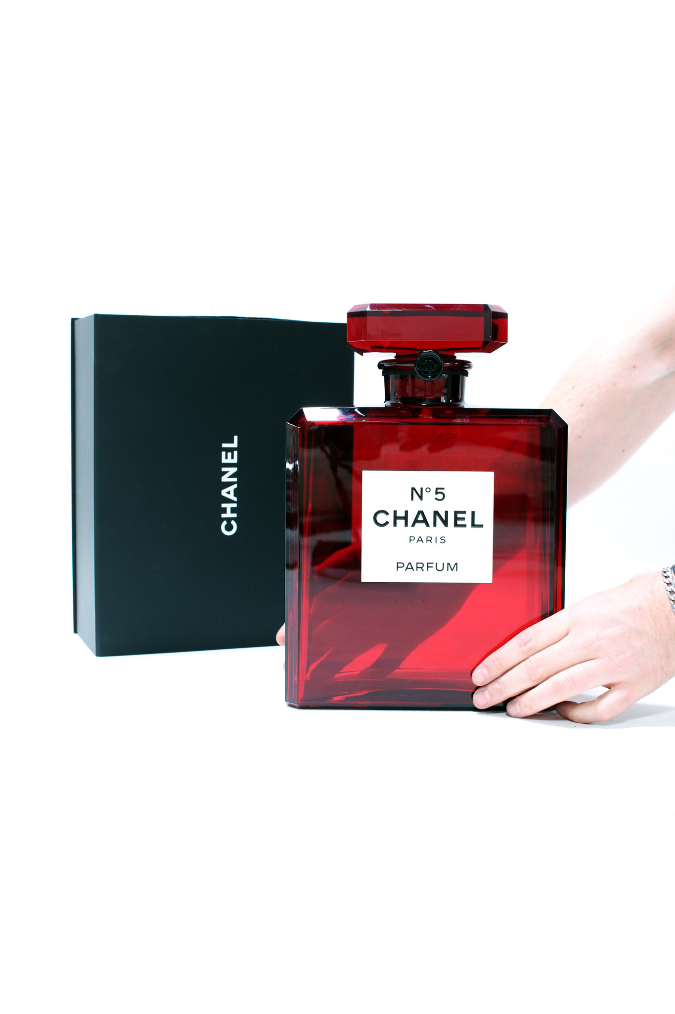 XXL Chanel Limited edition factice