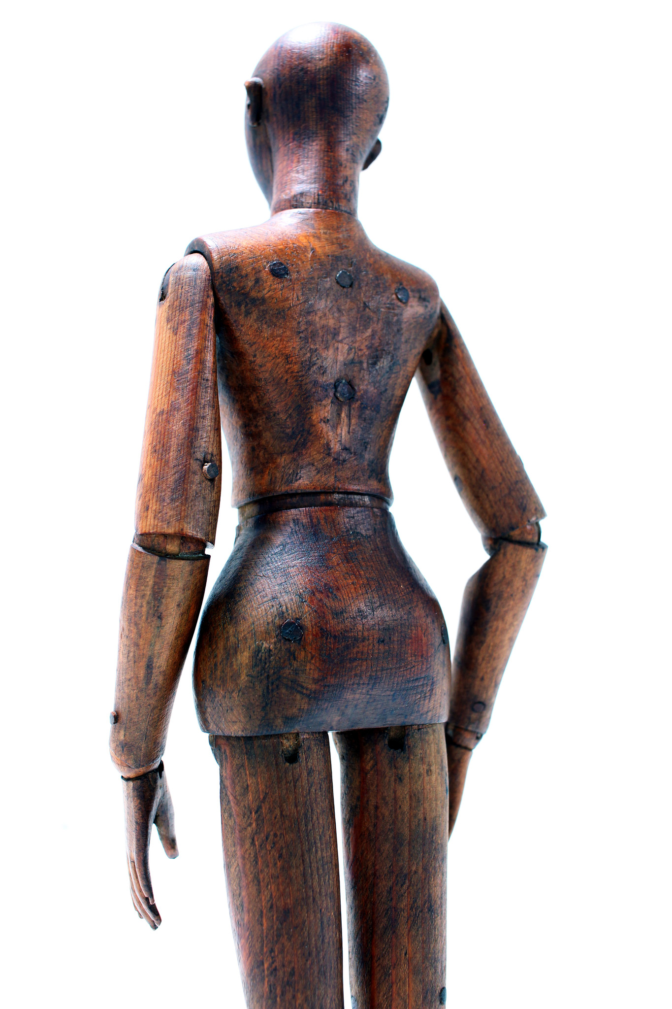 Lay figure 19th century