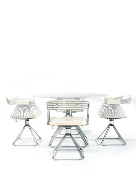 Rudi Verelst dining room set