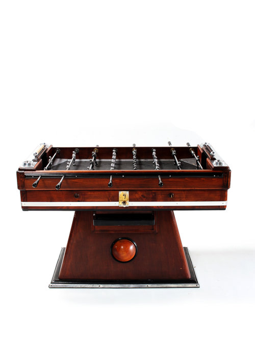 table football game 1940s