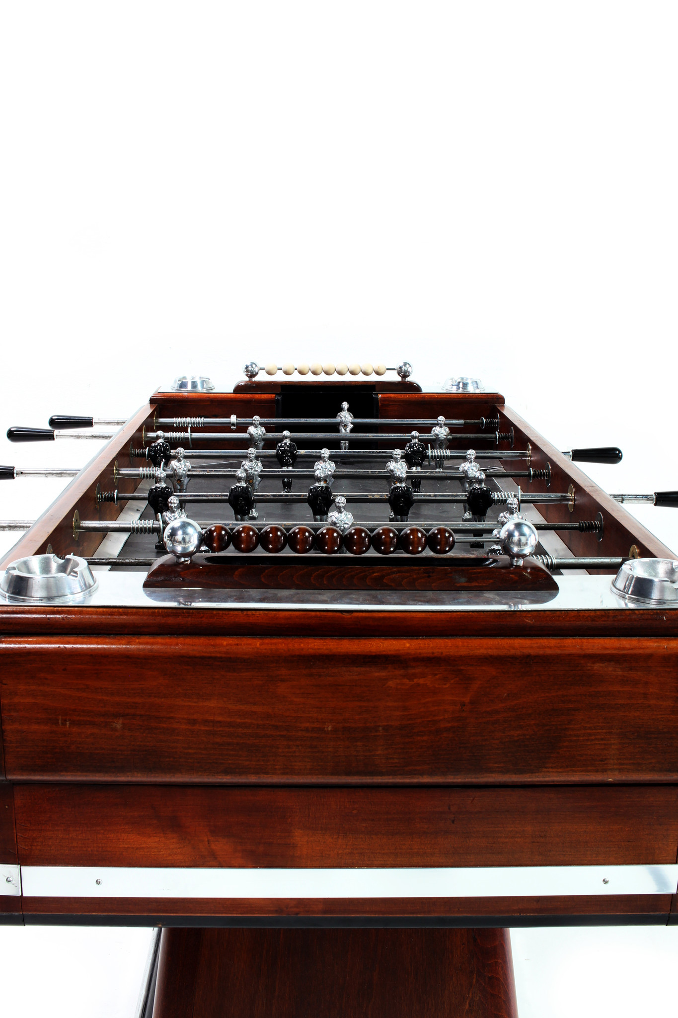 Vintage table football game 1940s