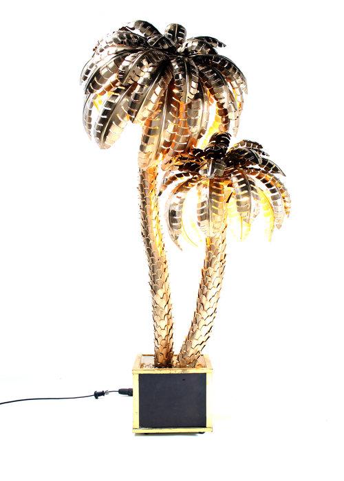 XXl Maison Jansen palm tree