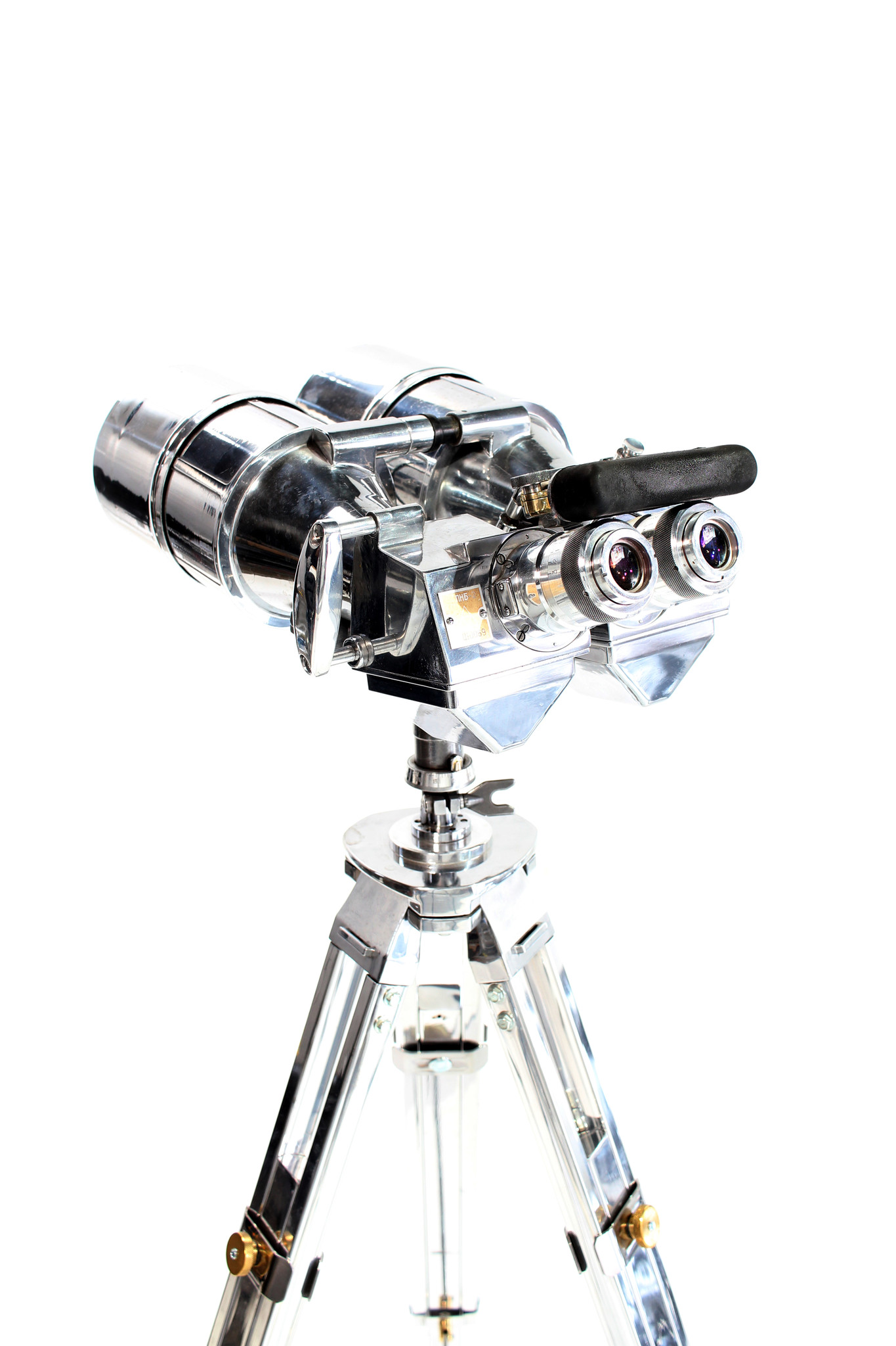 Russian big-eye Binoculars, 1950s 15 x 110