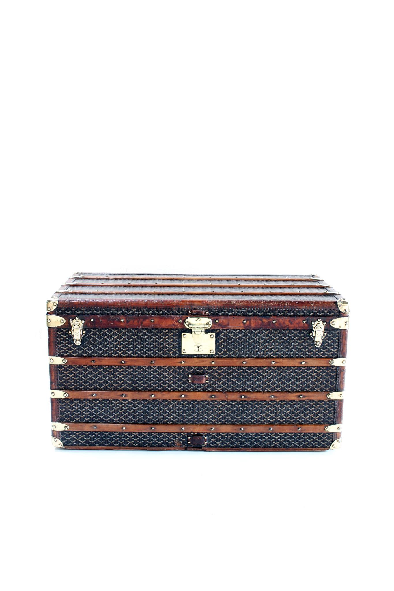 Goyard koffer, 1930