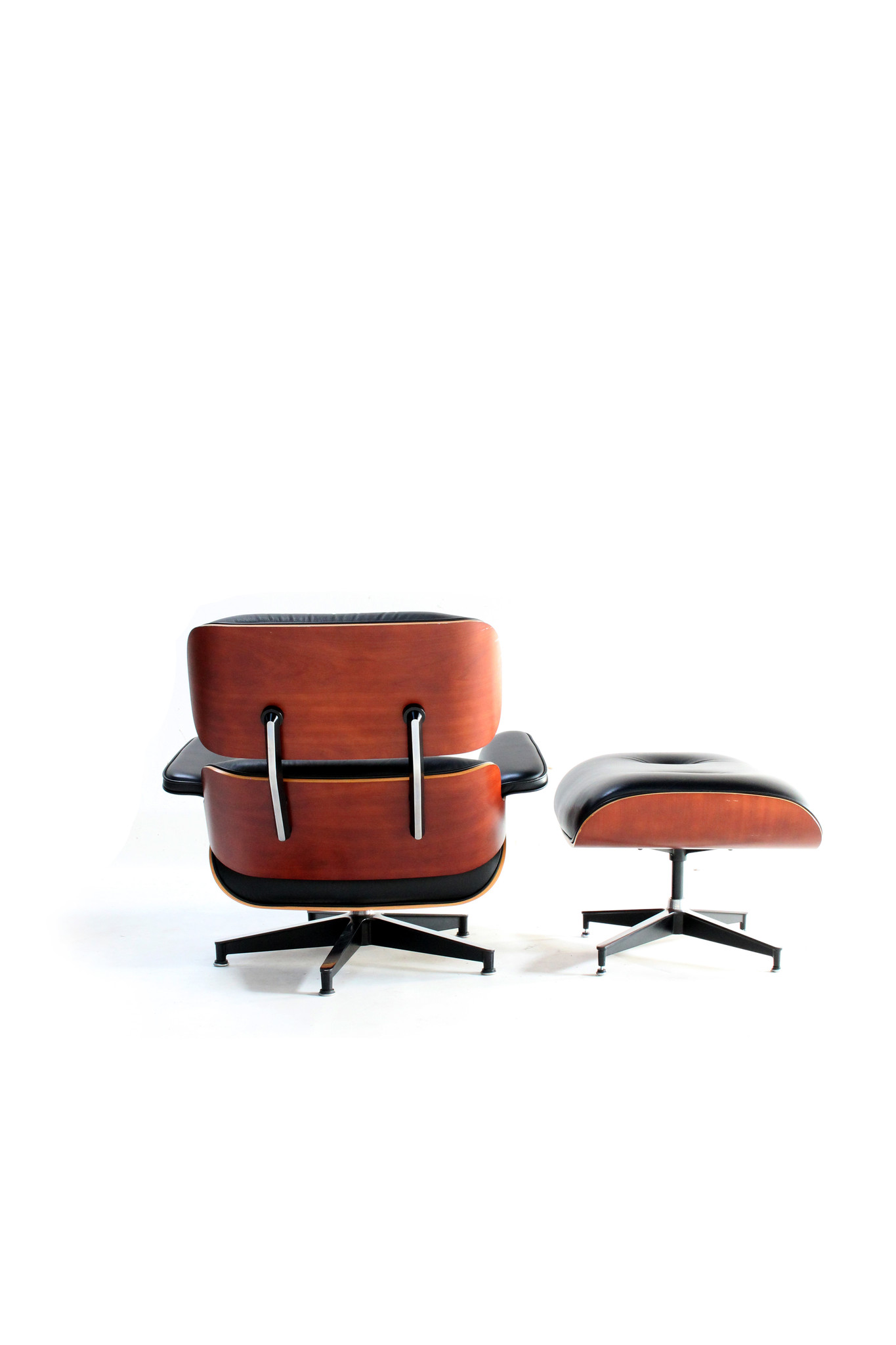 Charles Eames Lounge Chair voor herman Miller