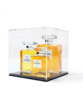 Chanel flessen box