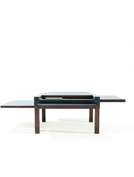 Bernard Vuarnesson coffee table 1979