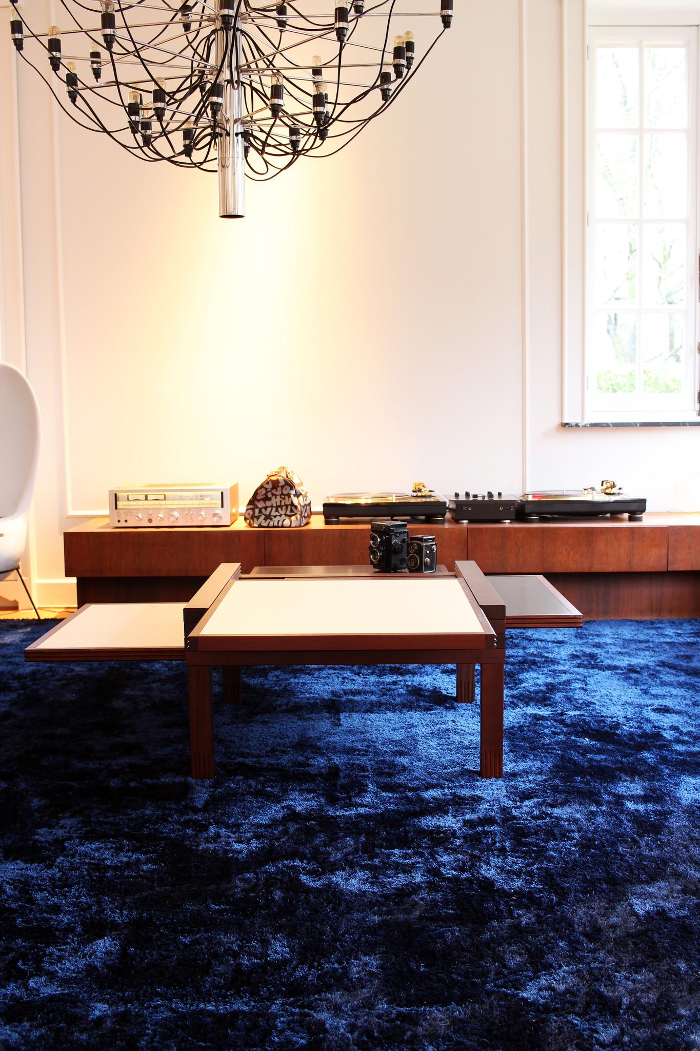 Bernard Vuarnesson coffee table 1979