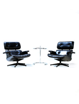 Eames Lounge chair set