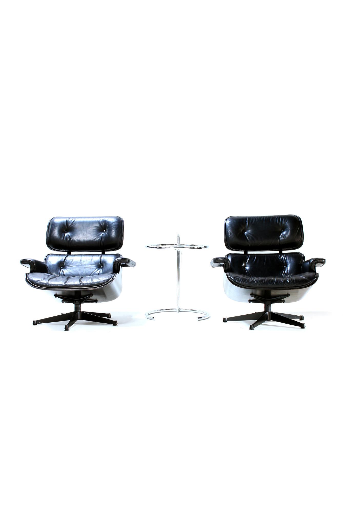 Eames Lounge chair set