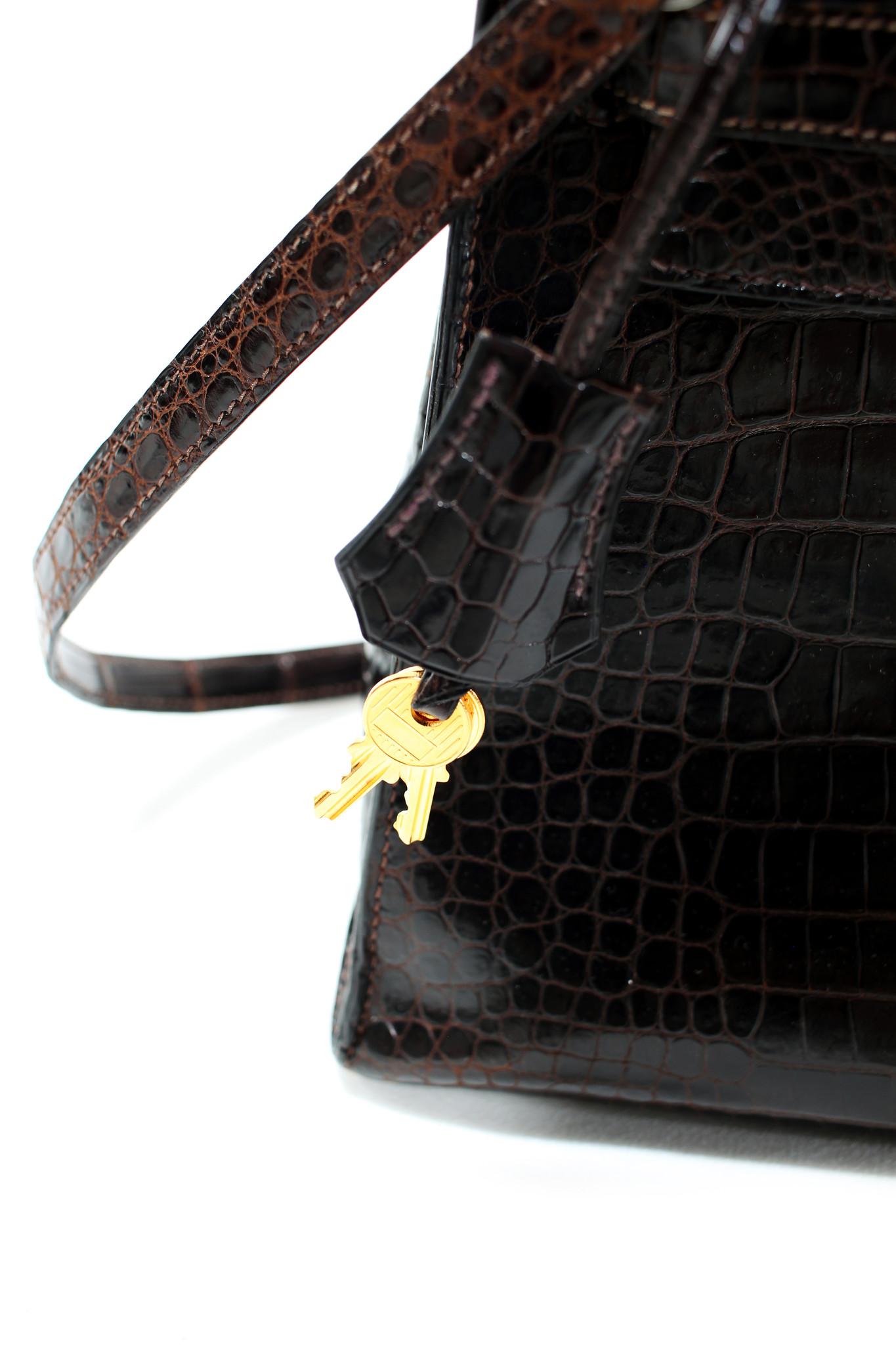 "Hermès ""Kelly"" handbag, 1975"