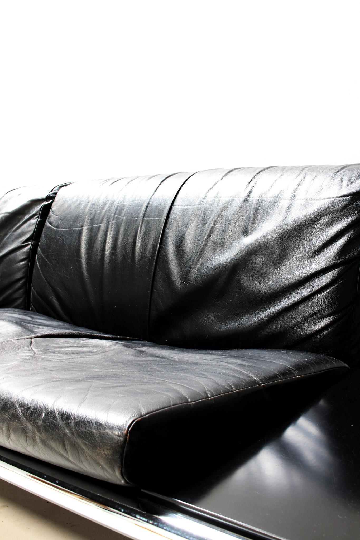 Strakke vintage design Sofa