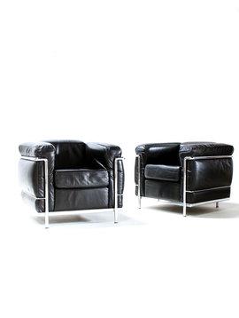 Le Corbusier LC2 clubs