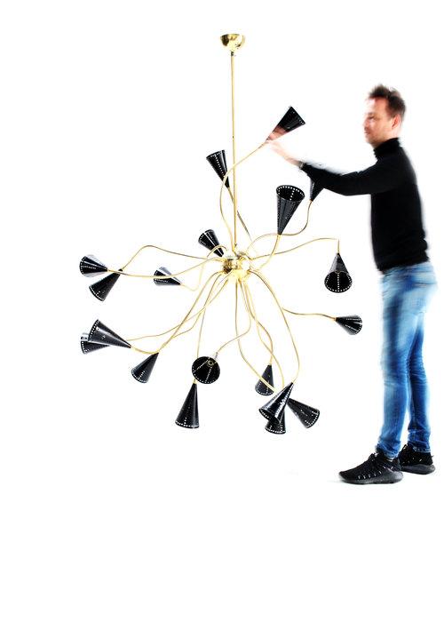 Sputnik luster