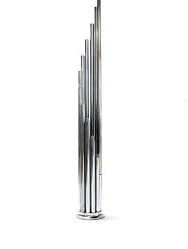 Reggiani floor lamp, 1970s