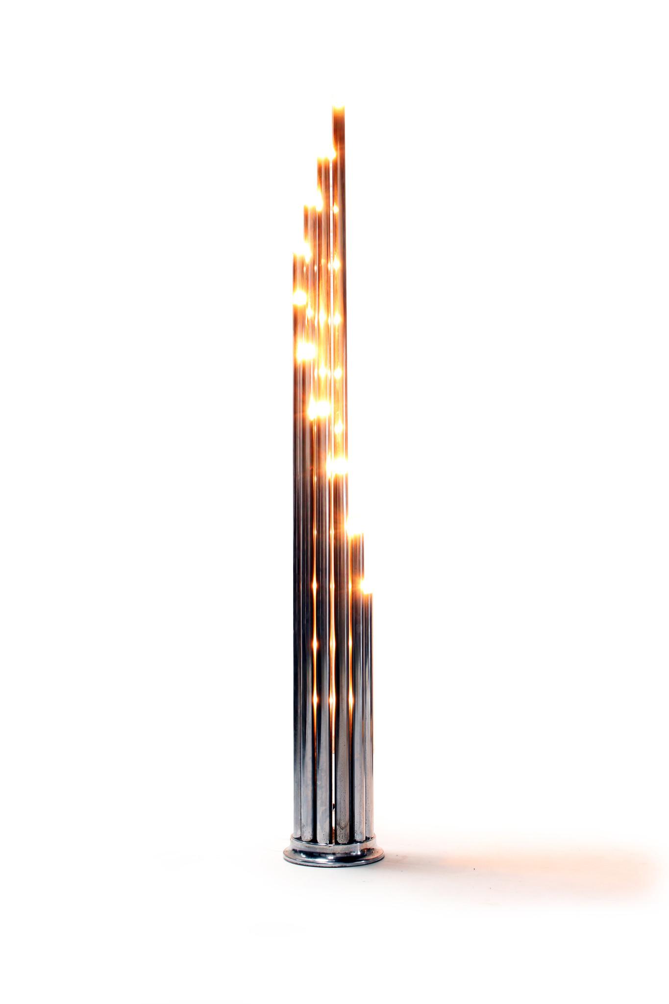 Reggiani vloerlamp, 1970s