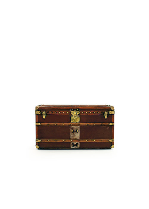 Vintage Louis Vuitton trunk 1920