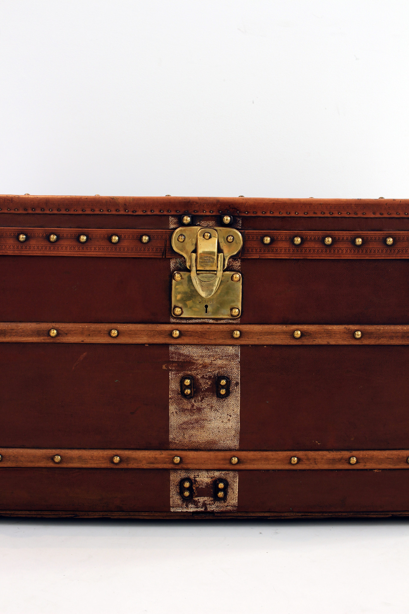 Old Louis Vuitton  trunk 1920