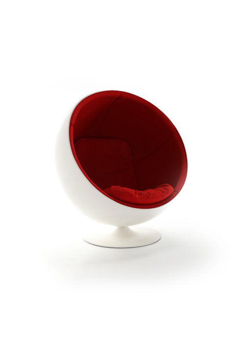Ball Chair by Adelta, 1963