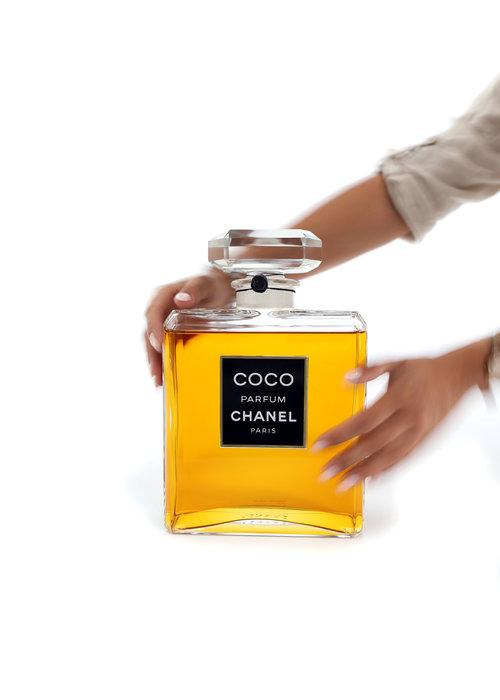 """""""Coco"""" Chanel XXL"""