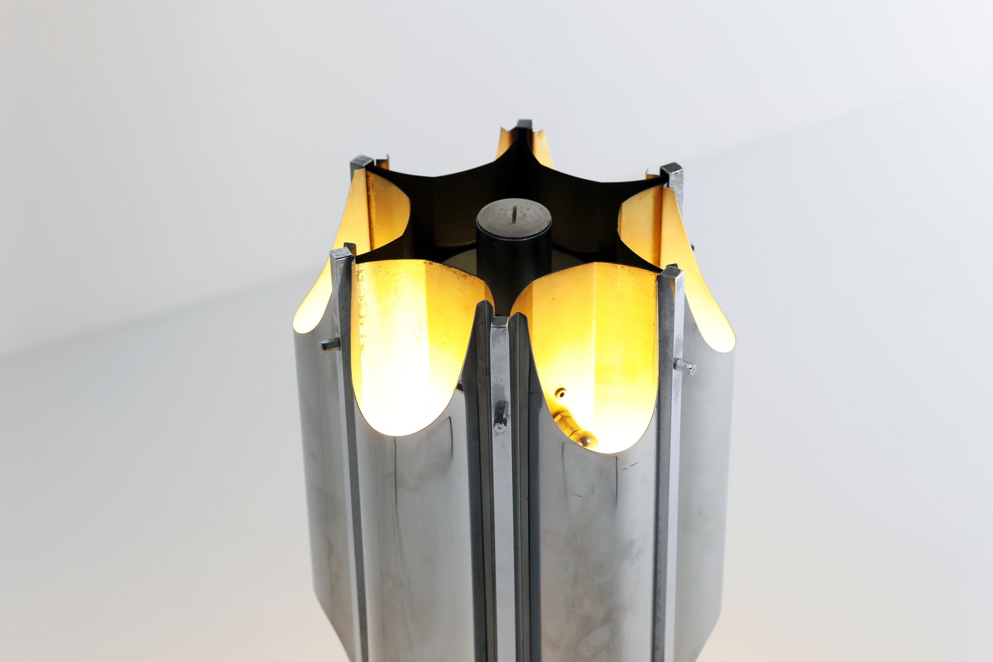 Maison Charles, Organ lamp 1970's