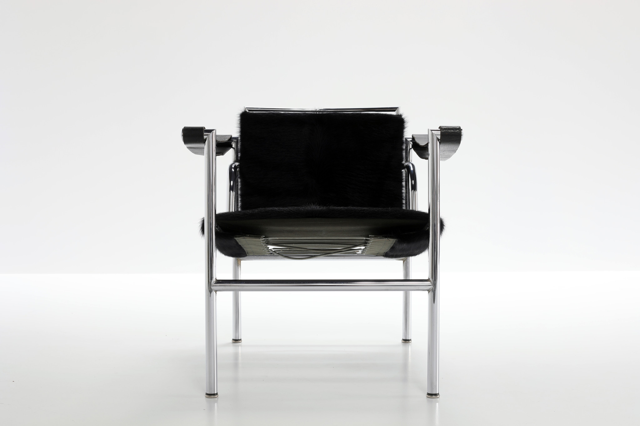 Vintage Lc1 Corbusier for Cassina, 1970s