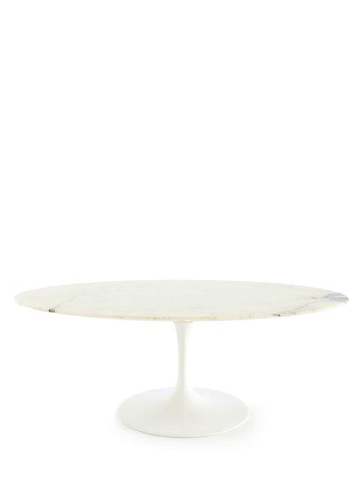 Knoll ovalen salontafel