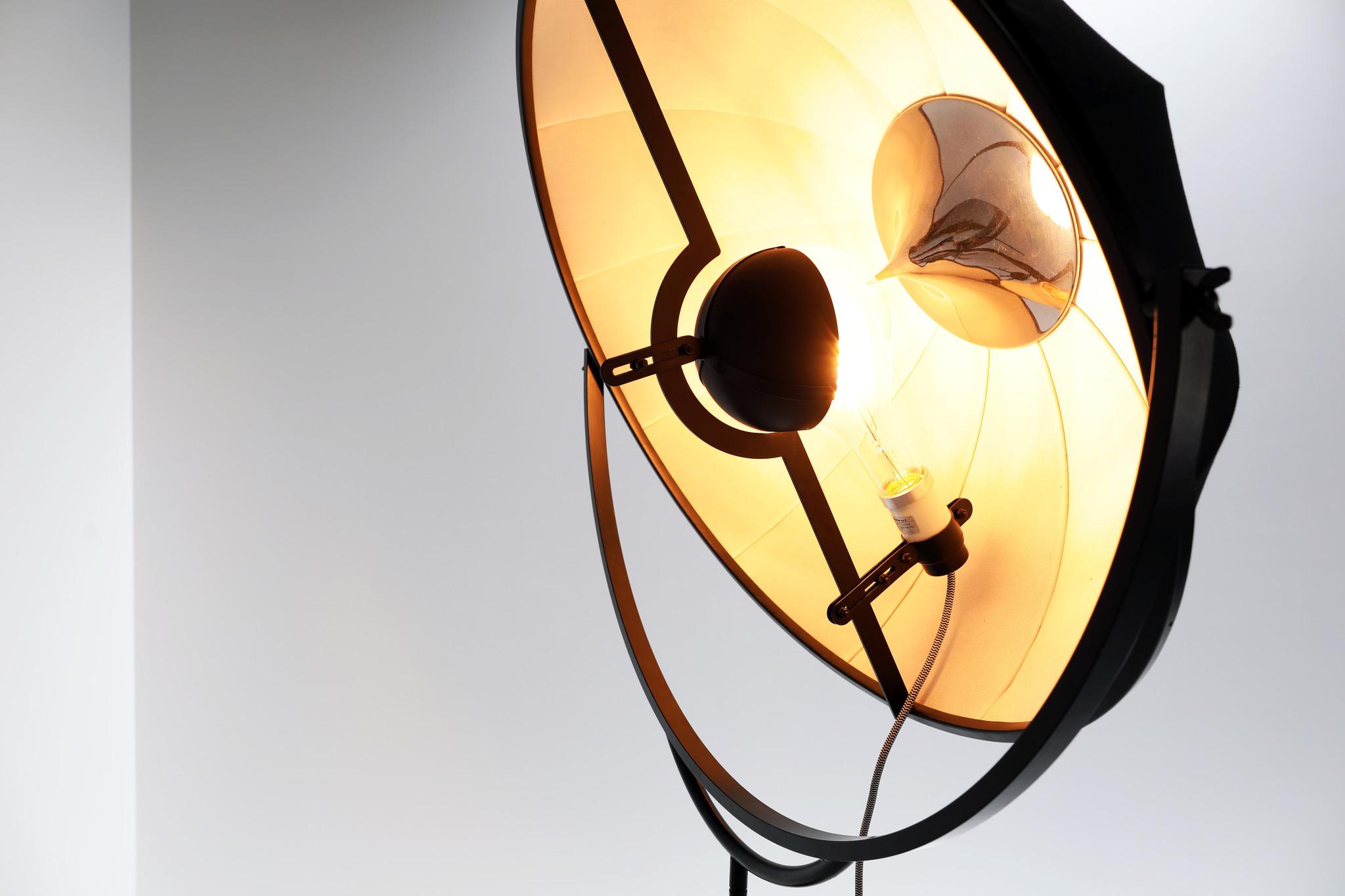 Fortuny vloerlamp voor pallucco