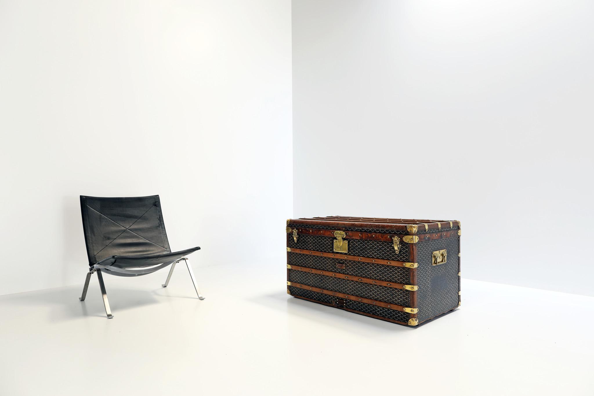 Vintage Goyard koffer, 1930