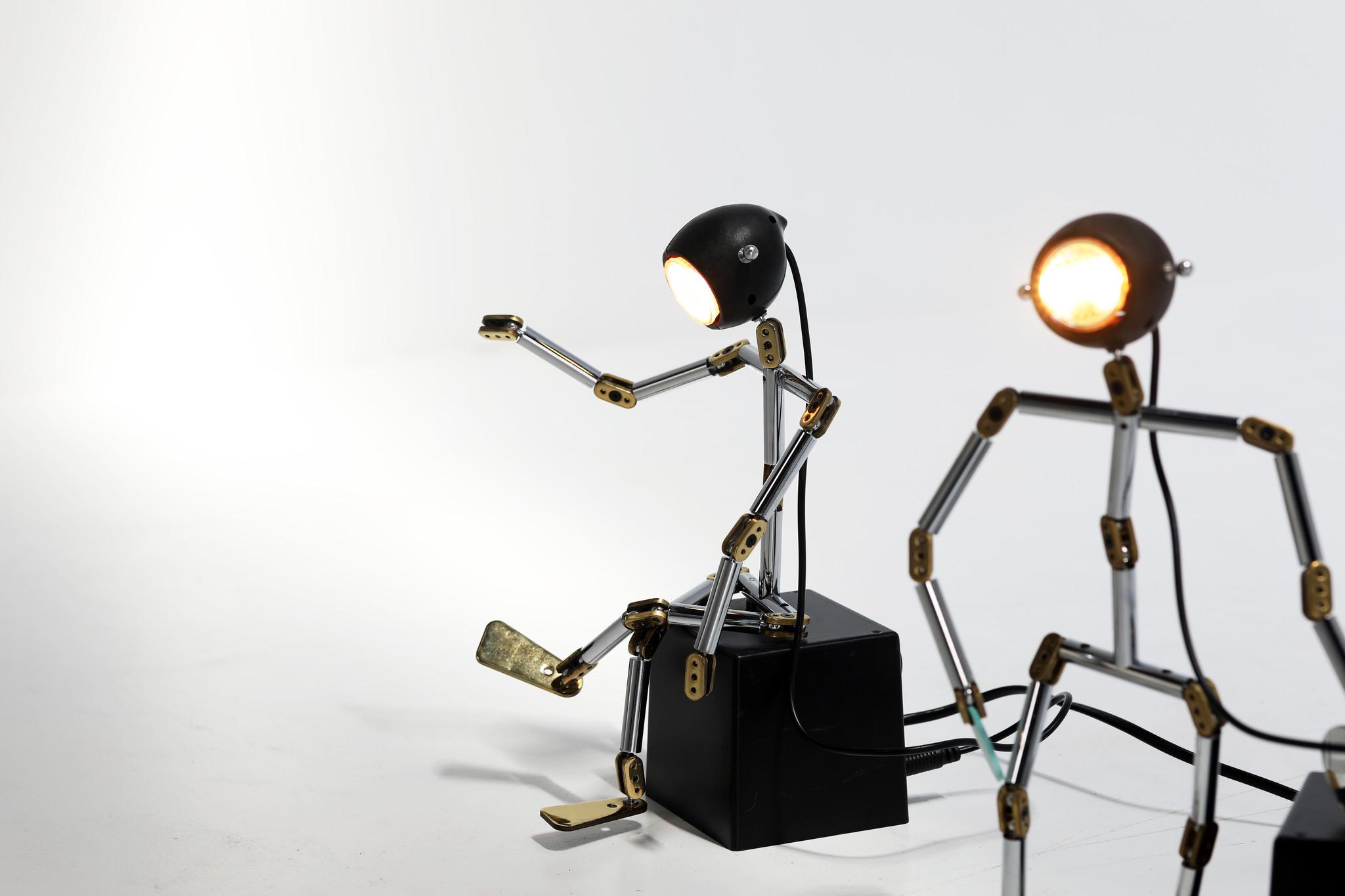 Osqar lamp by Ygnacio Baranga, 1980s