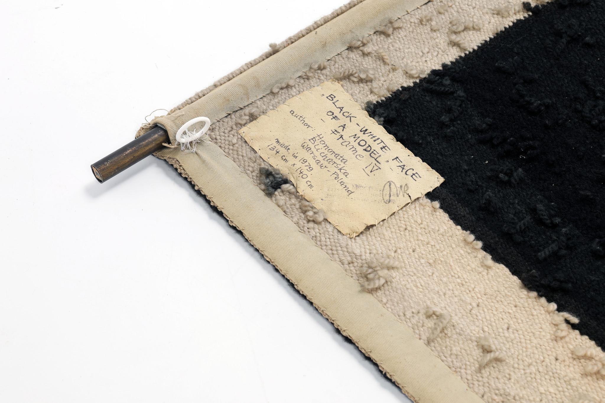 Tapestry Honorata Blicharska, 1979