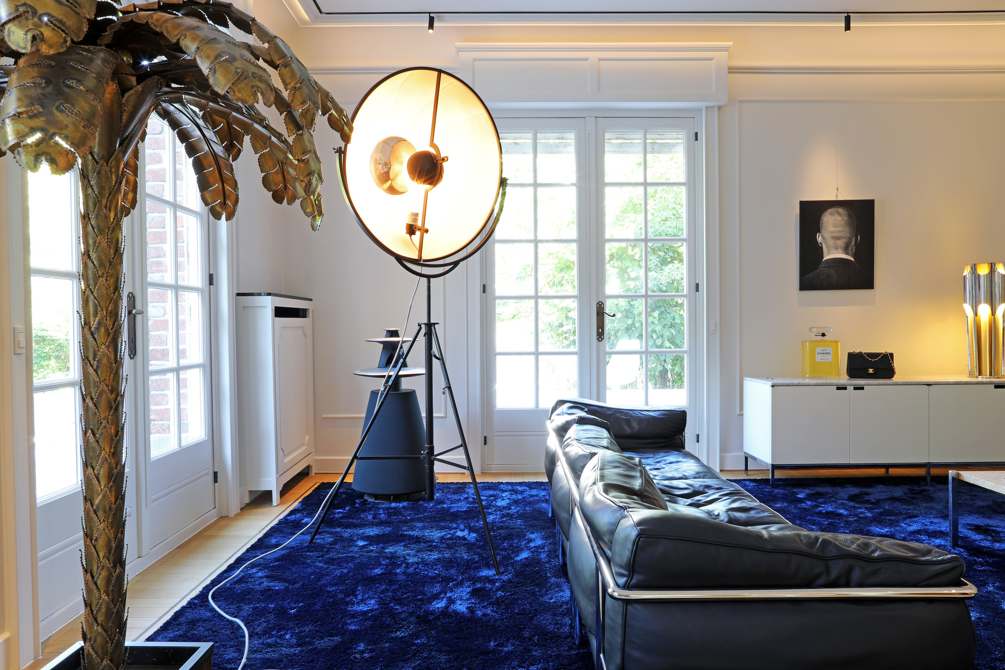 Fortuny floor lamp for pallucco