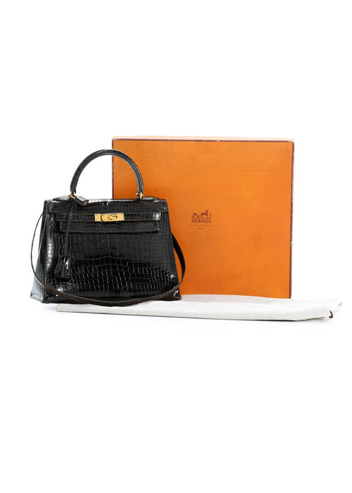 "Hermès ""kelly"" handbag"
