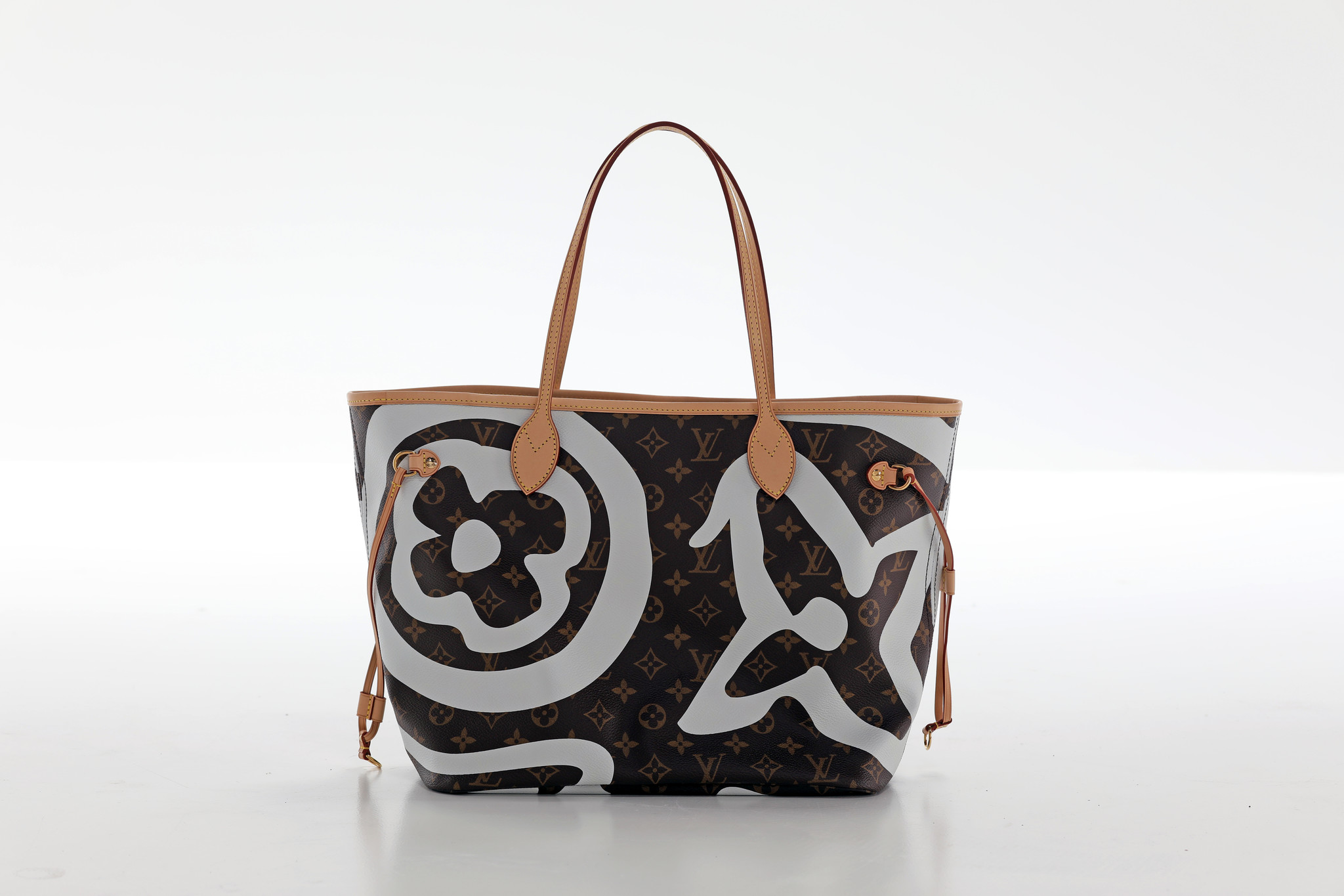 "Louis Vuitton limited edition Neverfull ""Knokke"""