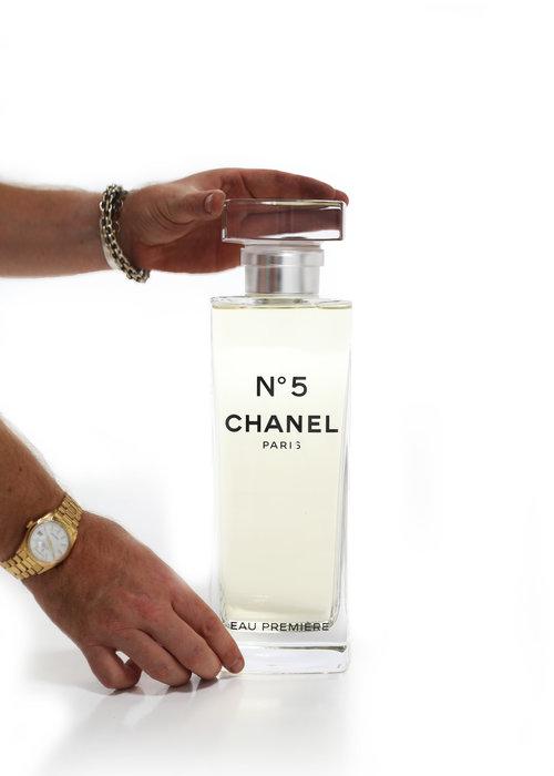 """XXL Chanel N ° 5 """"EAU PREMIÈRE"""""""