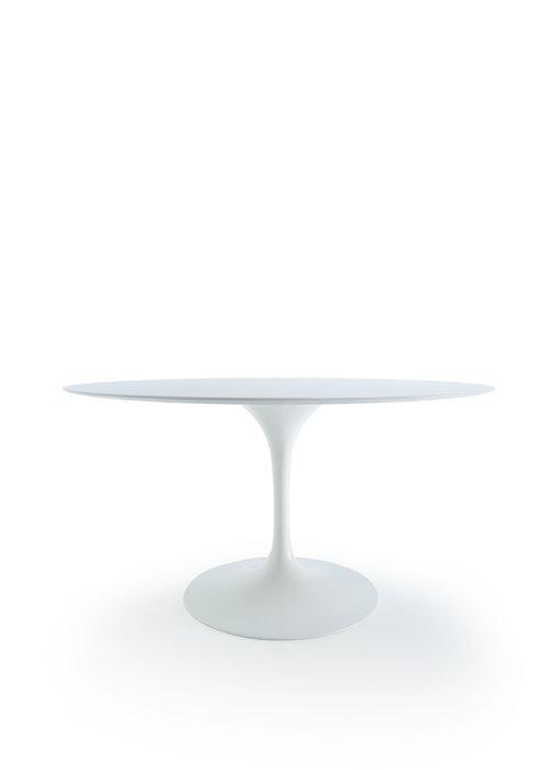 Marble Knoll Tulip table