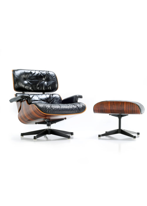 Eames Lounge Chair, 1970's
